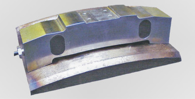 Beam compression load cell